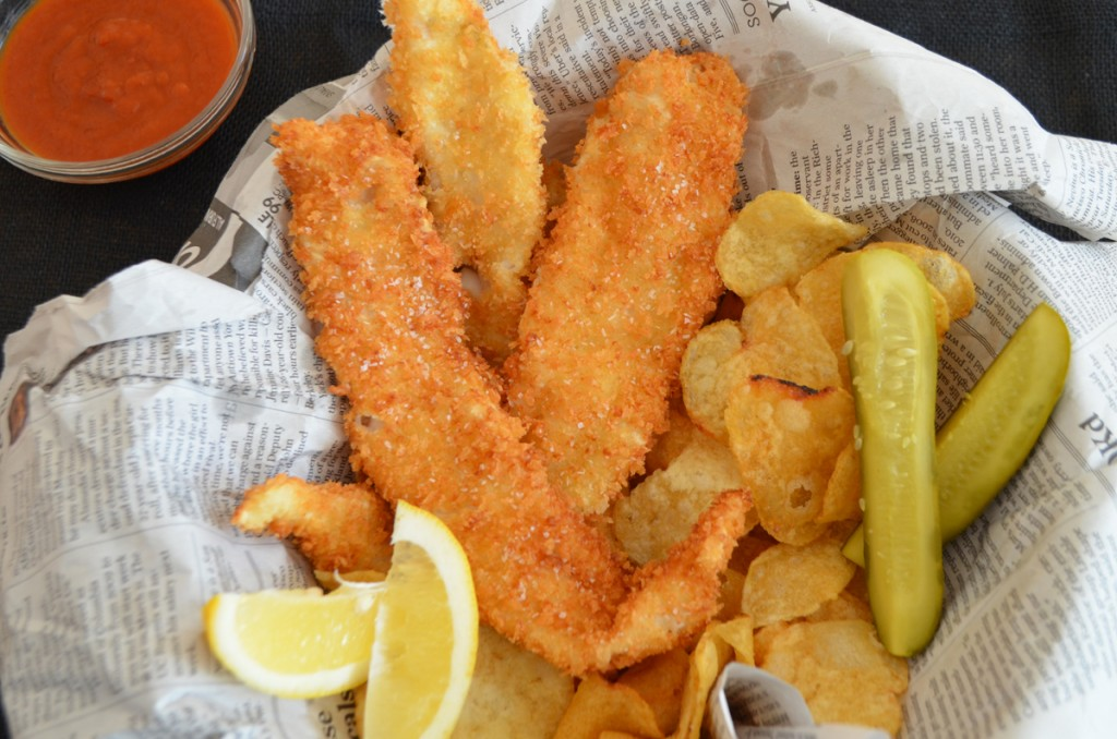 Ch wine fish chips kellan 39 s kitchen personal chefs for Blue moon fish company menu